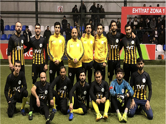 TVT partner Telemax sponors local football club in Azerbaijian
